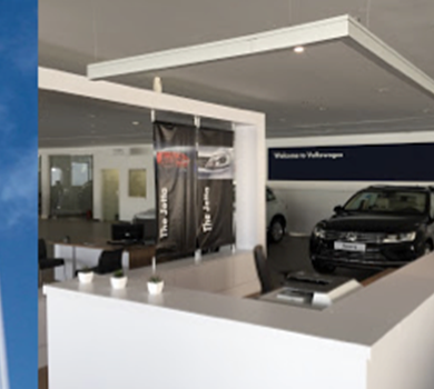 ELITE AUTOMOTIVE ALLIANCE, VOLKSWAGEN SHOWROOM