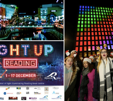 LIGHT UP READING – A TRAIL OF ILLUMINATIONS