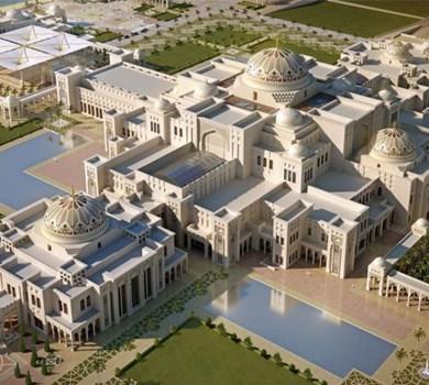 PRESIDENTIAL PALACE – ABU DHABI