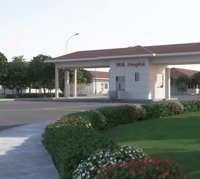 WA 160-BED HOSPITAL