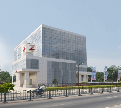ZENITH BANK HEAD OFFICE